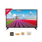 LG Digital Full HD LCD TV-43LJ500T