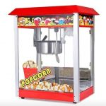 Commercial Electric Popcorn Machine