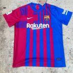 Barcelona Home Jersey (2021/22)