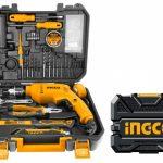 Ingco 111 Pcs Household Tools Set HKTHP11111