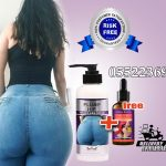 Butt and hips Enlargement cream plus one free