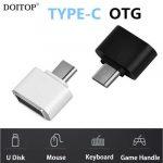 Type C Multifunctional OTG Adapter