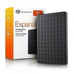 Seagate USB 3.0 External Hard Drive – 1TB Black