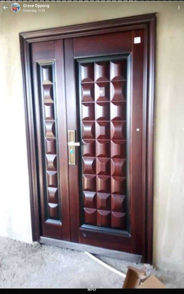 prices of paladin doors in ghana