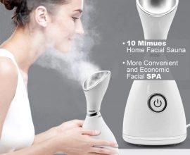 home facial steamer
