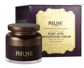 kojic acid whitening cream