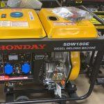 HONDAY-Generator/Welding Machine SDW180E