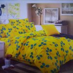 Queen Size Yellow Bed Sheets