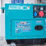 Total Diesel Generator 5KW-3P(TP250003)