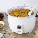 SQ Professional 6L Commercial Rice Cooker 1950W