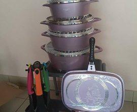 nonstick cookware set in ghana