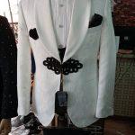 White and Black Tuxedo