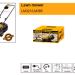 Electric Grass Cutter (Lawn Mower) – 1600W – INGCO LM385