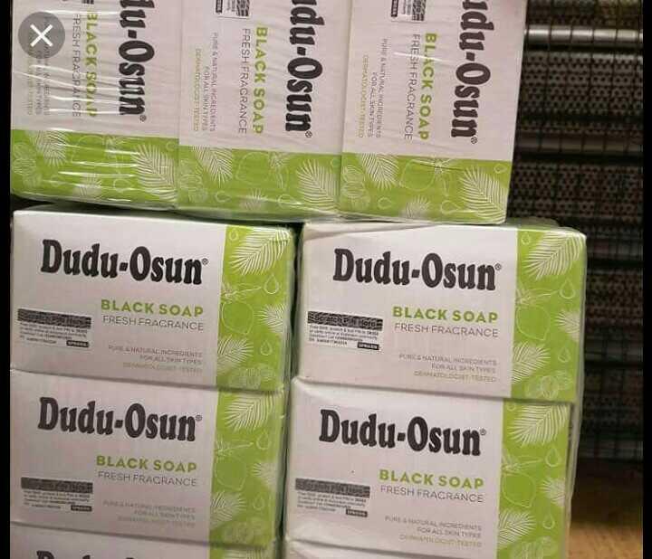 Dudu Osun African Black Soap (Pack Of 6)