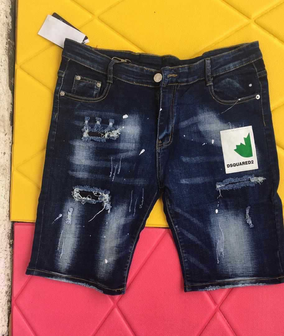 Men's Jeans Shorts In Ghana