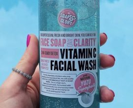 soap and glory vitamin c face wash in ghana