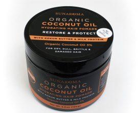 coconut oil hair pomade in ghana