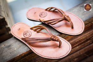 handmade slippers in ghana