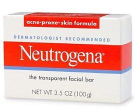neutrogena transparent facial bar in ghana