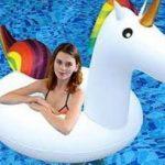 Unicorn Adult Swimming Floaters