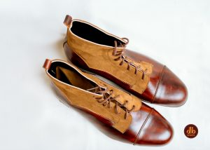 brown mens boots in ghana