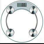 Round Body Weighing Scale