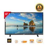 Blutek WB4300TS HD Satellite LED TV – 43″ Black