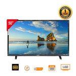 Blutek WB5000TS HD Satellite LED TV – 50″ Black