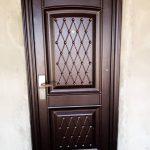Paladin Single Security Door In Ghana