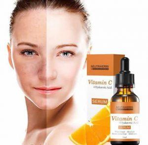 vitamin c facial serum in ghana
