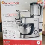 TurboTronic Silver Chef+