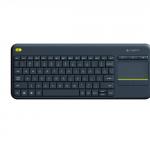 Logitech K400 Wireless Keyboard with Touchpad