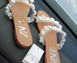 pearl slippers in ghana