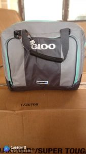 igloo cooler bag in ghana