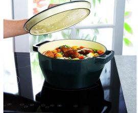 pyrex cooking pot in ghana