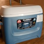 Maxcold Ice Chests With Wheels 58 Liters/62 quarts