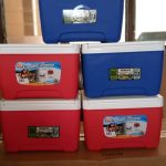 Ice Chests 9 quarts/8 Liters