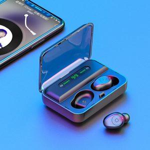 tws f9 true wireless earbuds in ghana