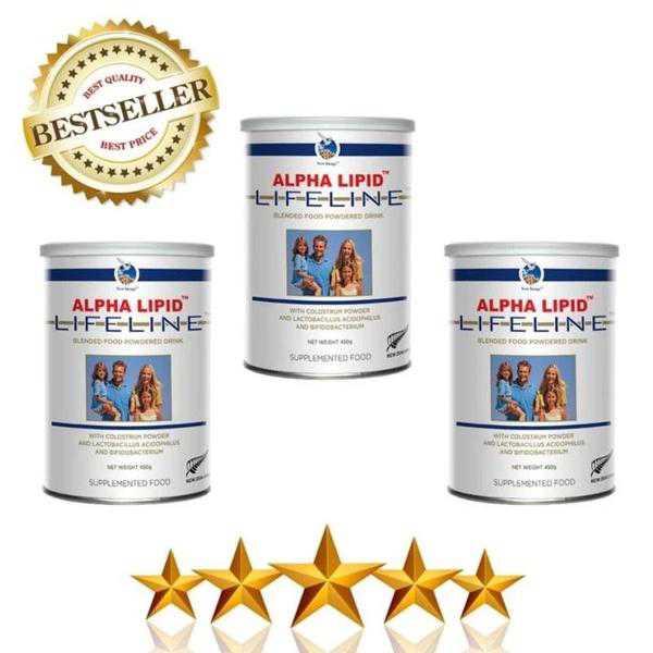 Alpha Lipid Life Line