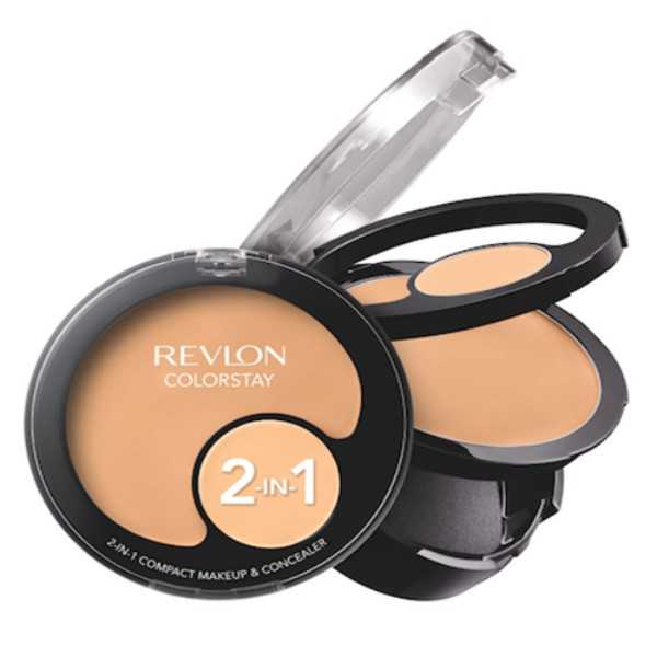 Revlon Colorstay Compact Makeup 2 in 1