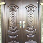 Turkey Security Double doors