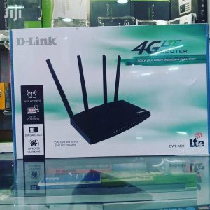 d link router in ghana