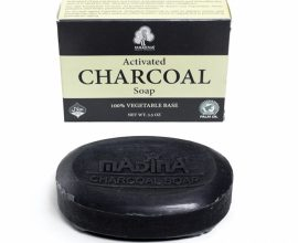 activated charcoal soap in ghana