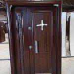 One and half heavy security door