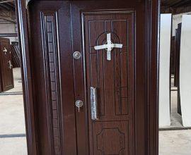 one and half security door in ghana