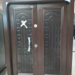 Double Heavy Security Door