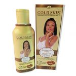 Gold Skin Body lotion with Argan oil