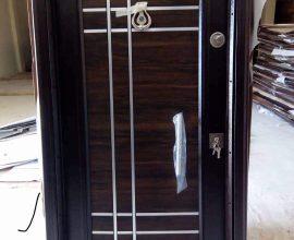 single security door