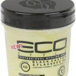 Eco Styler Black Castor & Flax Seed Oil Gel