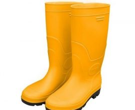 rain boots in ghana